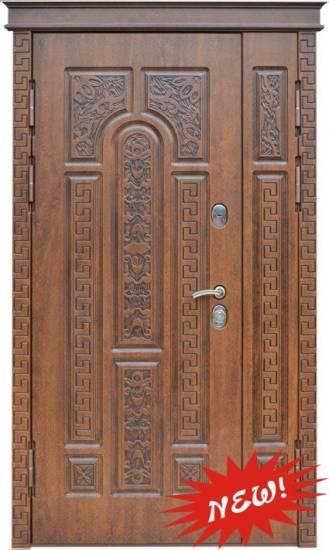 металлическая дверь входня 1200 мм